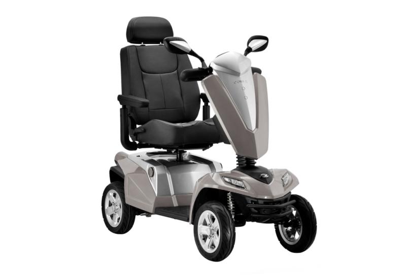 Elektromobil Seniorenmobil Scooter E-Mobile Ungerechts Heinsberg Karken