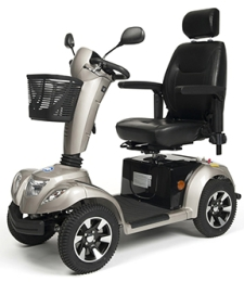 Elektromobil / Seniorenmobil / Scooter von E-Mobile Ungerechts Heinsberg Karken